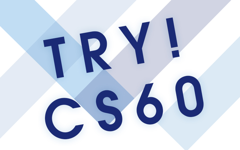 TRY!CS60