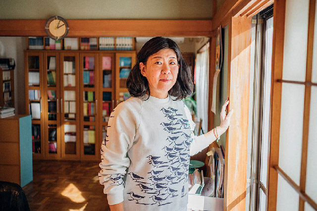 <p>Newsletter Vol.31</p>会員・吉本ばななさんインタビュー(第1回)<br>Interview with Member Banana Yoshimoto (Part 1)<br>Interview avec une membre nommée Banana Yoshimoto (Partie I)