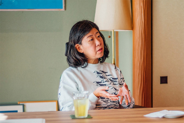 <p>Newsletter Vol.33</p>会員・吉本ばななさんインタビュー(第3回)<br>Interview with Member Banana Yoshimoto (Part 3)<br>Interview avec une membre nommée Banana Yoshimoto (Partie III)