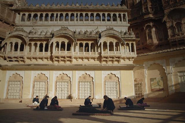 <p>Newsletter Vol.35</p>インド・ジョードプルにて<br>About Jodhpur, India<br>À Jodhpur en Inde