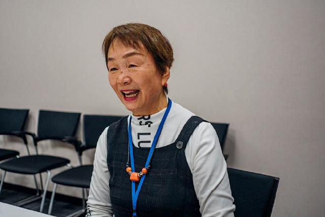 <p>Newsletter Vol.45</p>石井好子さんインタビュー(後編)
