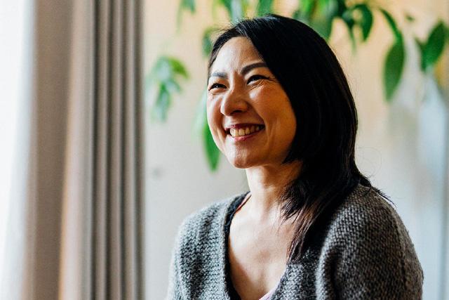 <p>Newsletter Vol.51</p>對馬玲美奈さんインタビュー(前編)