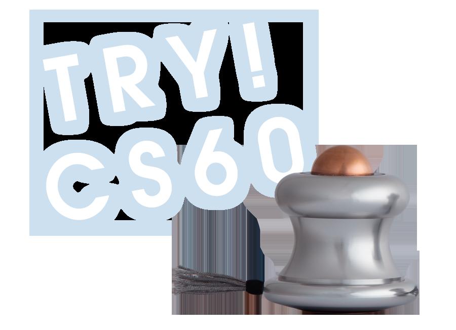 「TRY! CS60」サービス開始のお知らせ