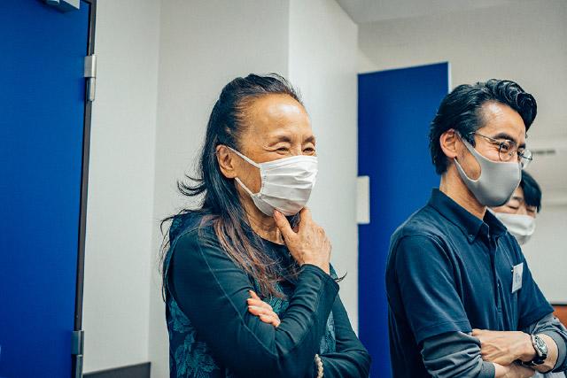 <p>Newsletter Vol.116</p>CS60ニュースレター  芦田多佳子さん(後編)